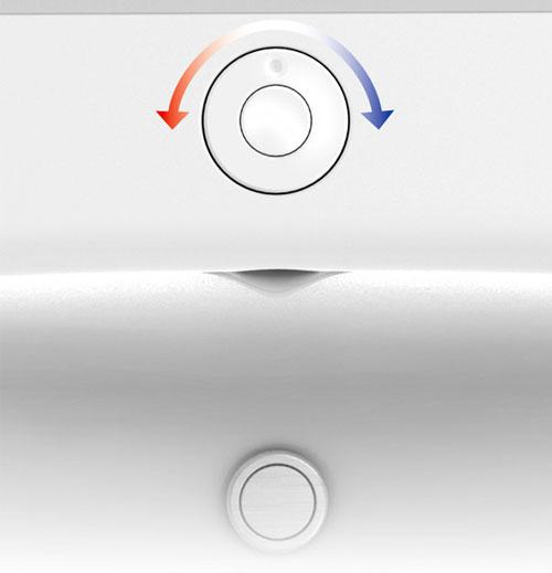 Регулятор температуры и инфракрасный датчик