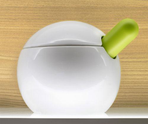 Ступка для дробления специй — простой и современный дизайн