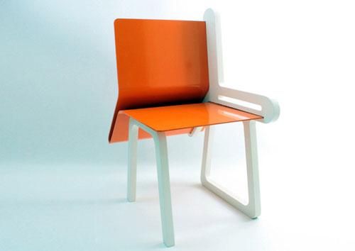 Журнальный стульчик