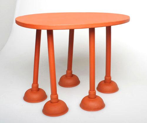 Стол-присоска