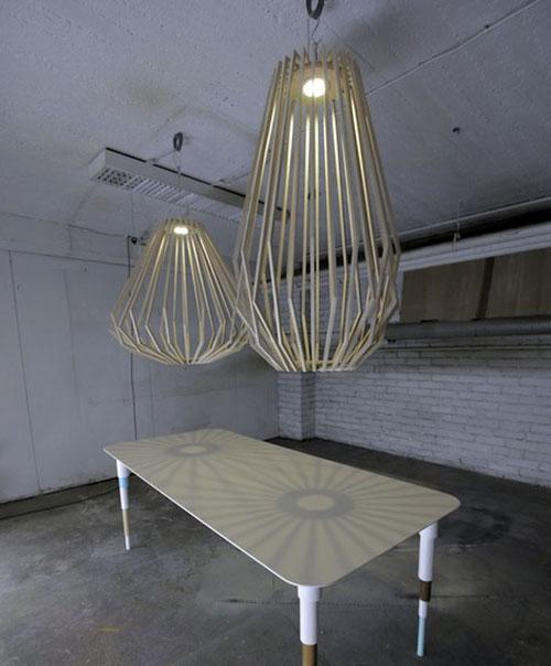 Лампа-кокон Mecacocoon