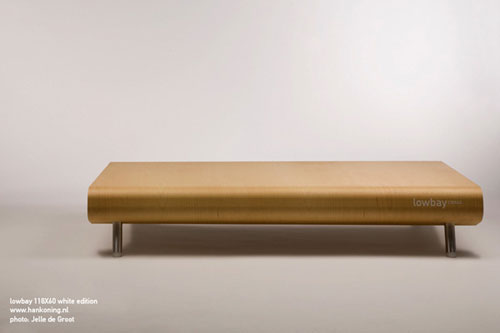 Реально низкий столик