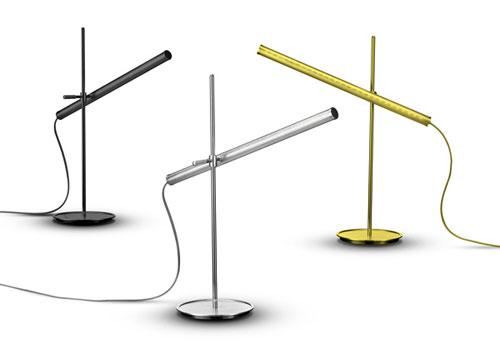 Настольная лампа — подъемный кран