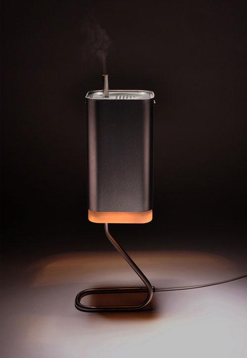Лампа-увлажнитель