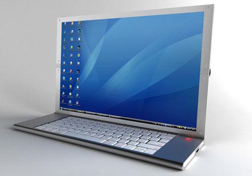 Слишком складной ноутбук