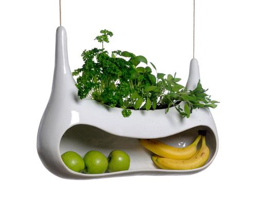 Кокон для растений и фруктов