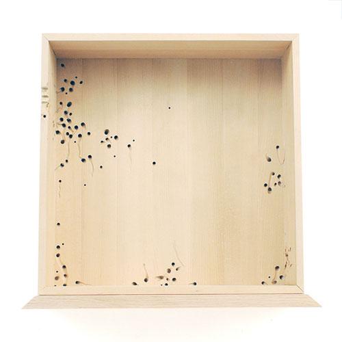 Мебель с червоточинкой