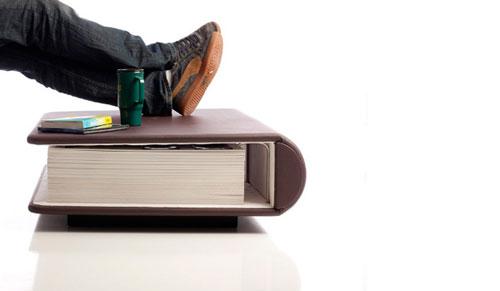 Журнальный столик-фотоальбом