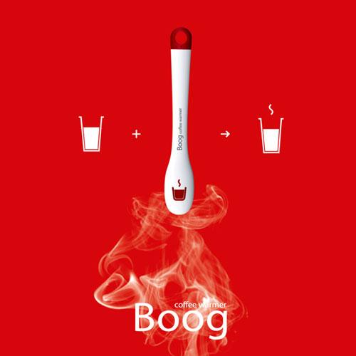 BOOG — волшебная палочка для кофе