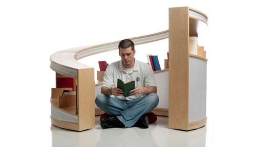 Наутилус — читальня для всех возрастов
