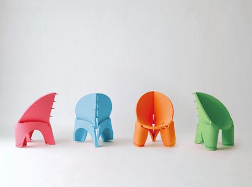 Детский стул EVA