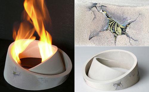 Керамический био-камин