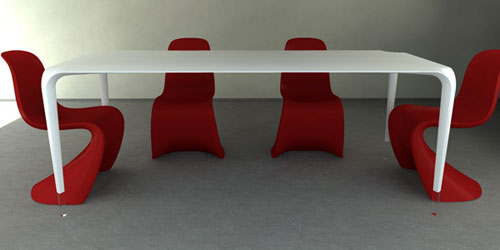 Набор мебели Gravity