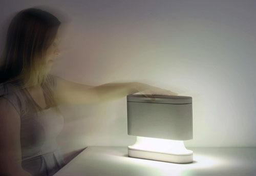 Дозированный свет
