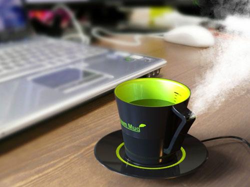 USB-увлажнитель воздуха в виде чашки