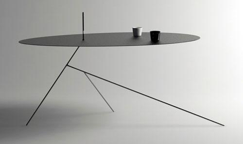 Тощий стол