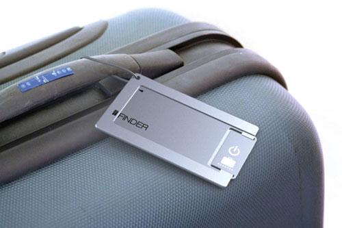 Электронная метка для багажа