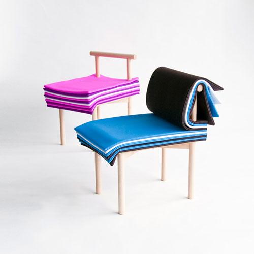 Детский стул-книжка