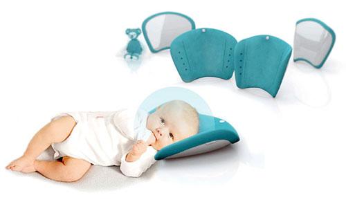 Cocoon: шумо- и микробоподавляющая подушка