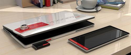 Fujitsu Lifebook: самый функциональный ноутбук