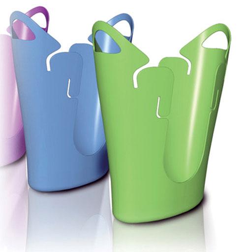 Эко-сумка, или корзина для мусора с экологическим уклоном