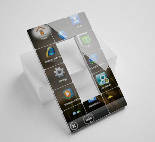 Mobikoma: модульный телефон-планшетник