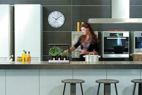 Микро-сад на кухне