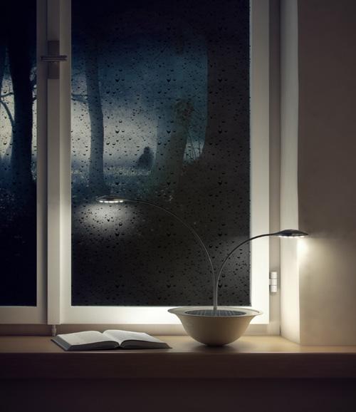 BLUM — лампа, которая решила стать цветком