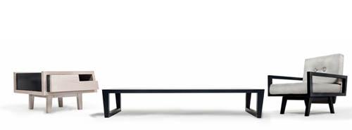 Кресло, тумбочка и кофейный столик — три в одном