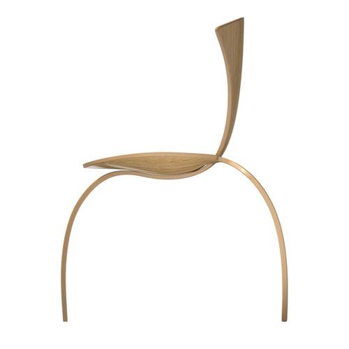 AERO: стул из двух деталей