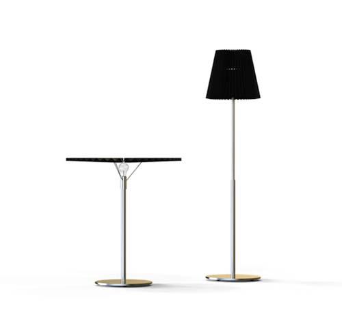 Это стол или торшер?