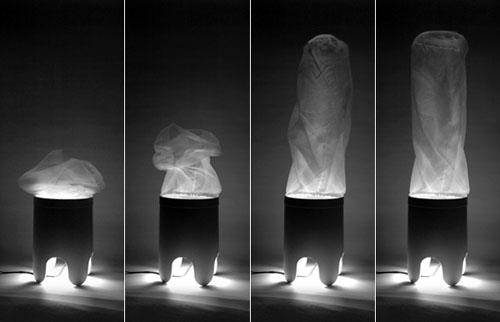 Надувной светильник Lumiru