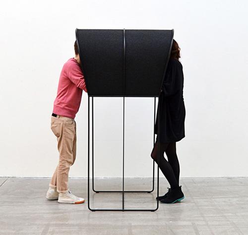 Конфиденциальная мебель