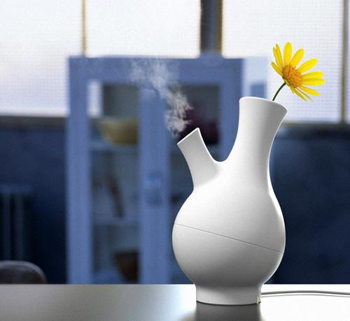 Стильный увлажнитель воздуха Nature Pot