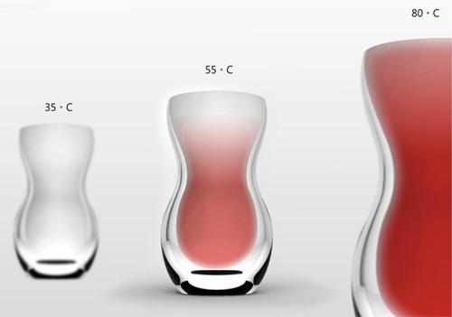 Не обжечь язык: посуда с термохромическим эффектом
