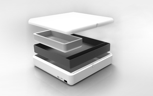 Papilla: USB-кухня