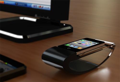 Stander iPhone