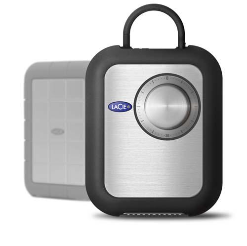 Жесткий диск с кодовым замком