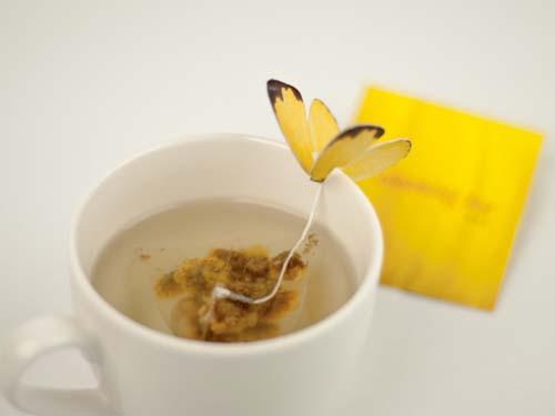 Чайная бабочка