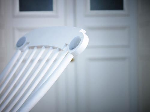 iRock: кресло-качалка для технофила