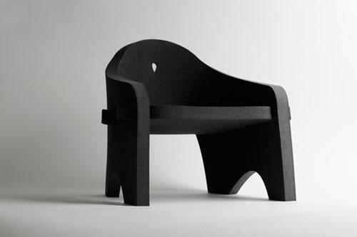 Детский стул: оригами и фурошики