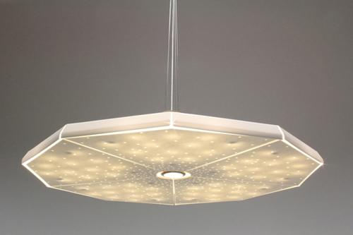 LightSpace: космическая лампа