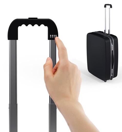 Кодовый замок для багажа