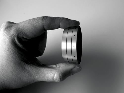 Лазерные часы