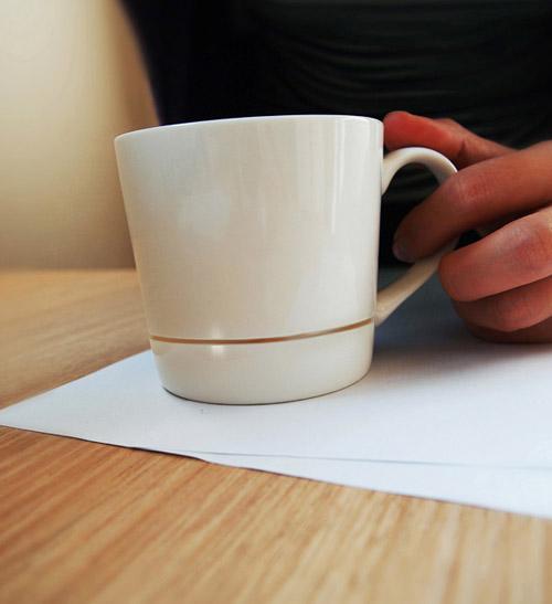 Чистоплотная чашка