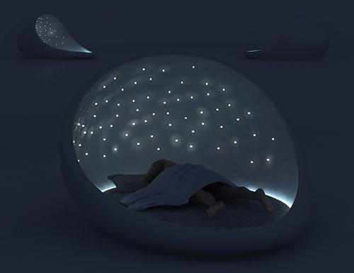 Космическая кровать