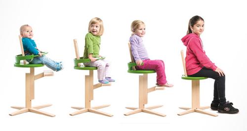 Froc: адаптивный стул