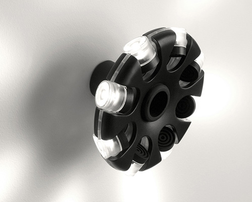 Револьверный светильник