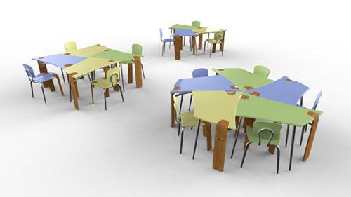 Творческие столы