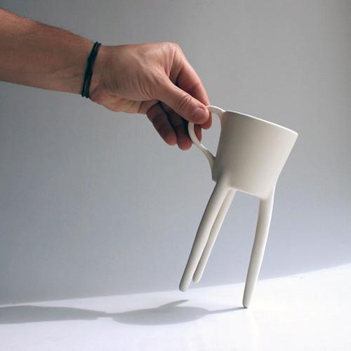 Чашка-жираф